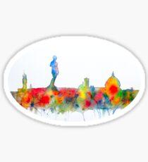 Florence Skyline Sticker