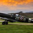 Spitfire MH434 by Chris Lord