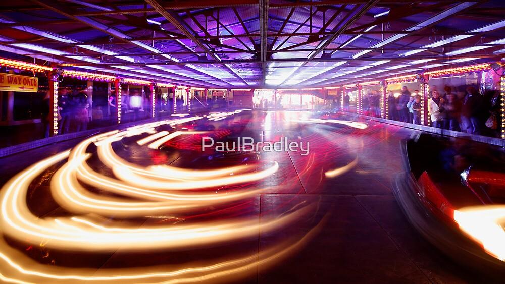 Dodgems (Yarm Fair) by PaulBradley