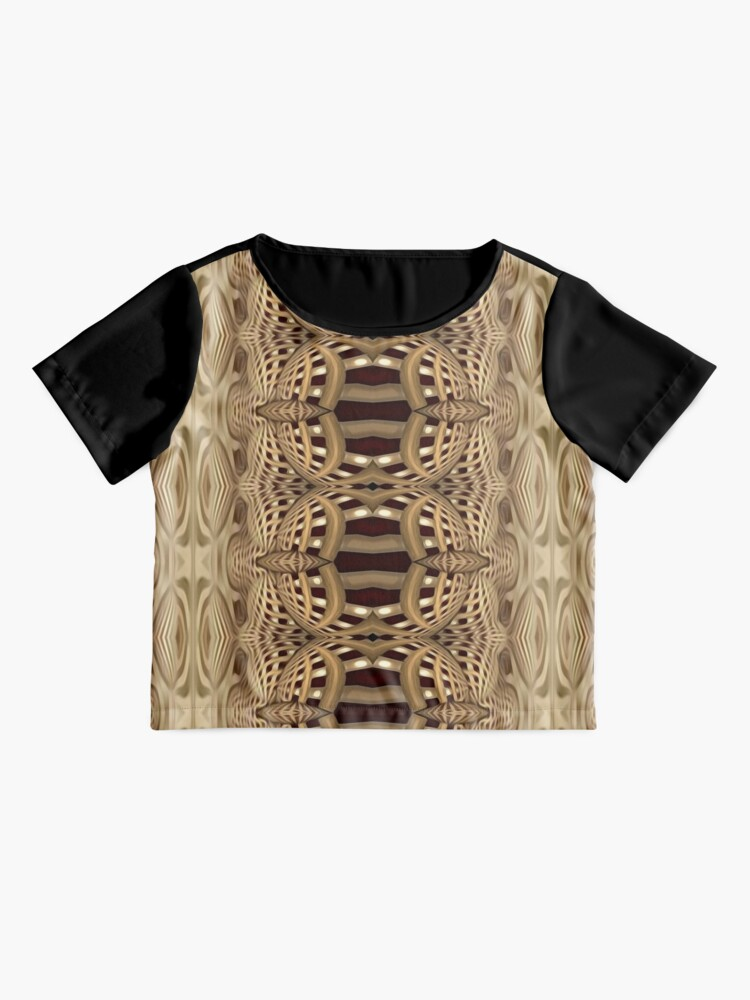 Alternate view of Epicures Chiffon Top