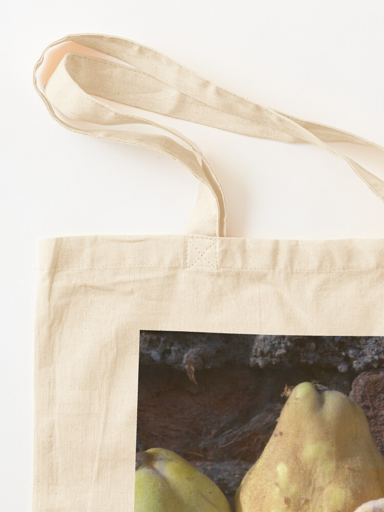 Alternative Ansicht von Quitten Stofftasche
