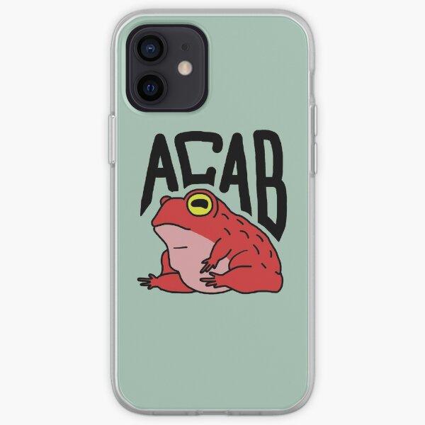Rana ACAB Funda blanda para iPhone