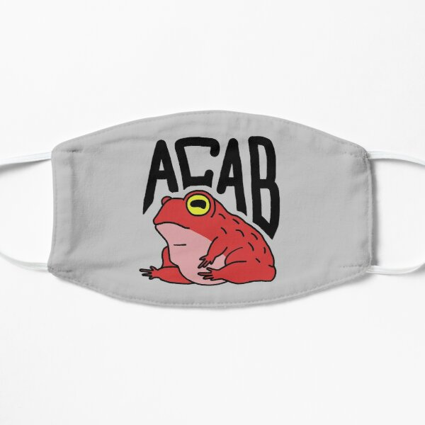 ACAB Frog Flat Mask