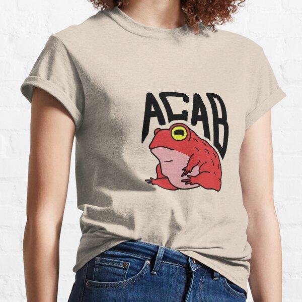 Rana ACAB Camiseta clásica
