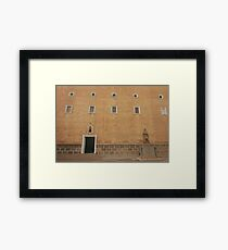 Traditional Mahon Framed Print