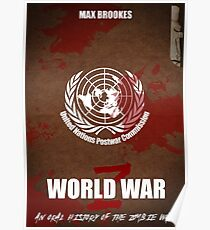World War Z Cover Poster