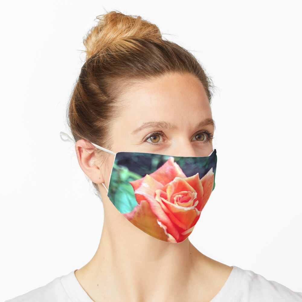 Rose Maske