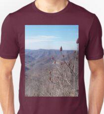 Scenic Appalachian Mountains Overlook T-Shirt