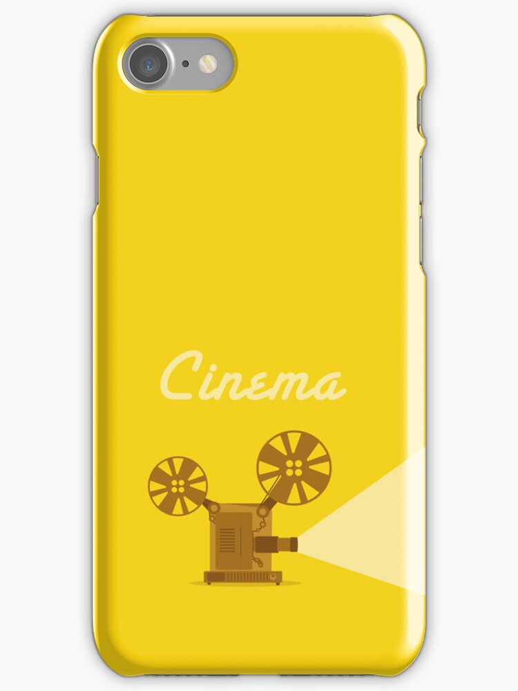 Cinema by Alejandro Durán Fuentes