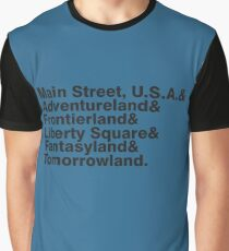 The Kingdom's Lands Graphic T-Shirt