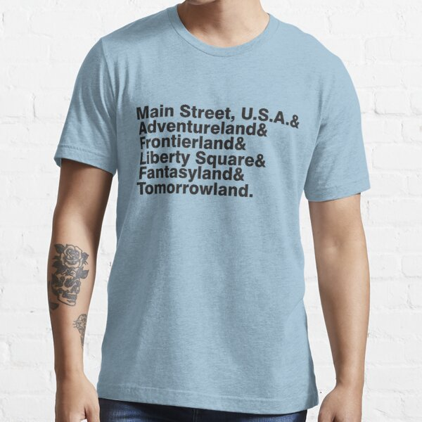 The Kingdom's Lands Essential T-Shirt