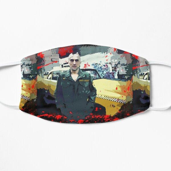 Travis Bickle 3 Flat Mask