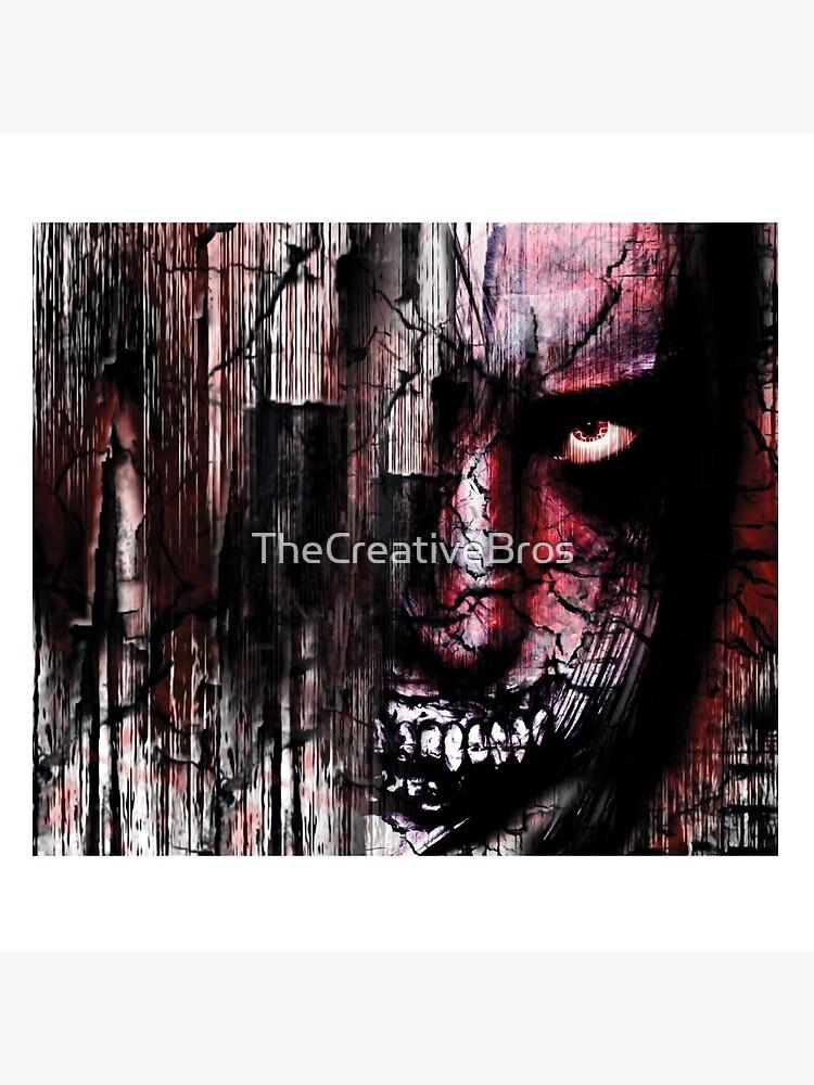 Grotesque Dark Monster by TheCreativeBros