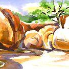 Elephant Rocks State Park by KipDeVore