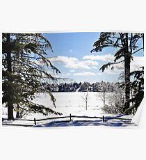 Winter wonder land Poster