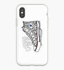 Sneaker inspired Carry On case iPhone Case