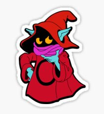 Orko Thought Big Sticker