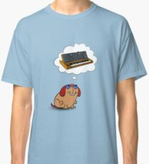 The Moog thinks of Moog Classic T-Shirt