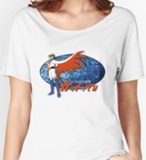 Gatchaman Ken The Eagle Women's Relaxed Fit T-Shirt