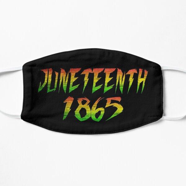 Juneteenth 1865 Flat Mask