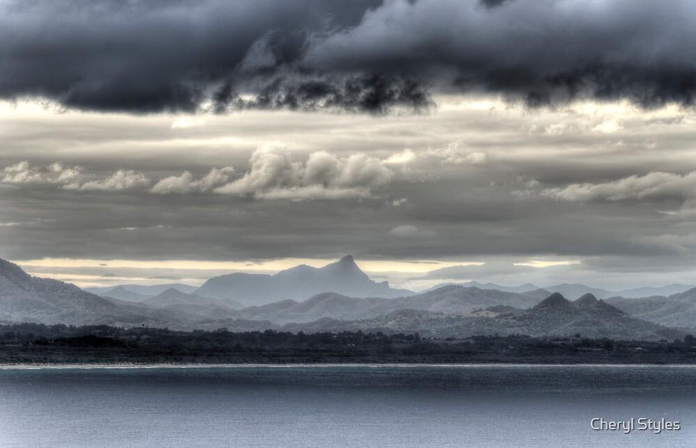 Mount Warning - Byron Bay by Cheryl Styles
