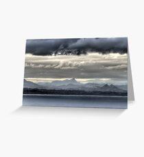 Mount Warning - Byron Bay Greeting Card