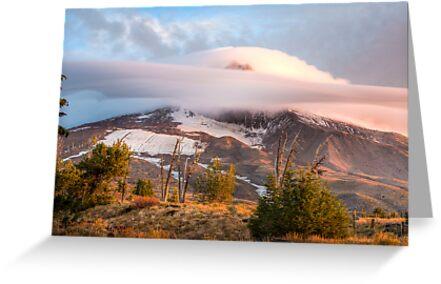 Mount Hood by Jim Stiles