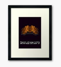 Monkey Island - Toupee Framed Print