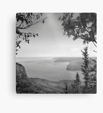 Sleeping Giant Provincial Park Metal Print