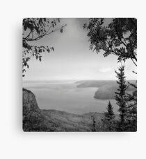 Sleeping Giant Provincial Park Canvas Print