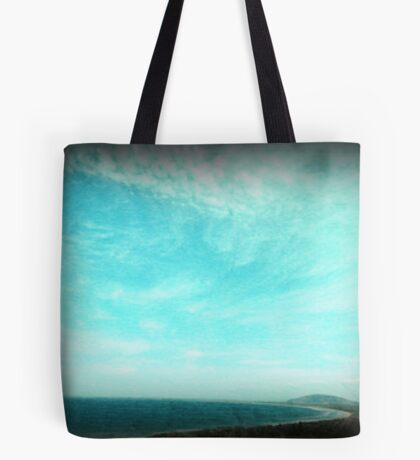iPhoneography: Gerroa Triptych Tote Bag