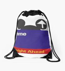 Goin' Home Drawstring Bag