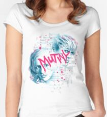 Mutiny Women's Fitted Scoop T-Shirt