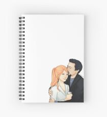 Pepperony Spiral Notebook