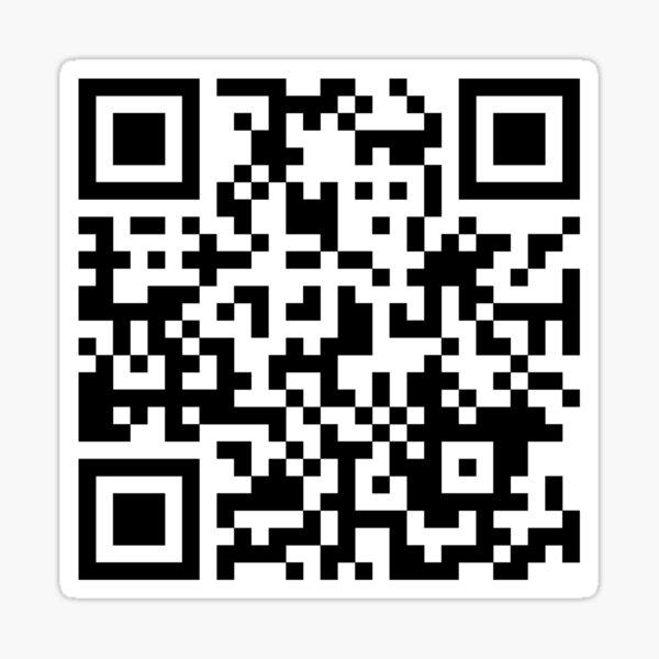 Code QR de la chanson thème Pokemon Sticker