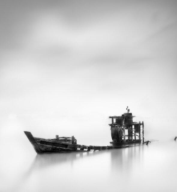 Sunken Dream by howpin