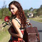 On My Way by byronbackyard