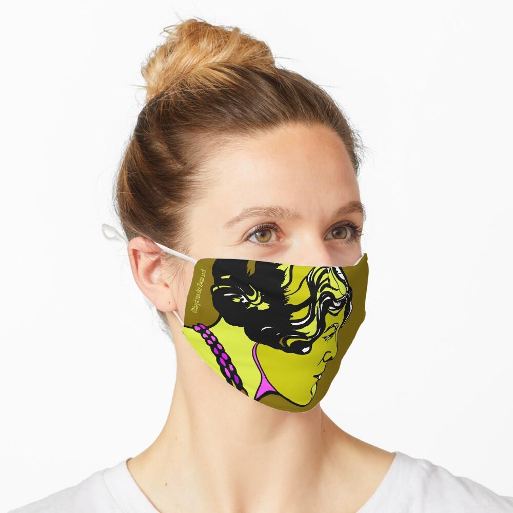 Rebecca Clarke Composer of Music  Mask
