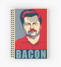 Cuaderno de espiral Ron espero swanson