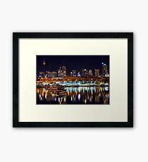 Sydney Fish Markets Framed Print