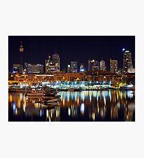 Sydney Fish Markets Photographic Print