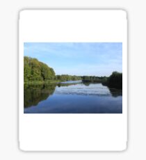 Cosmeston Lakes Sticker