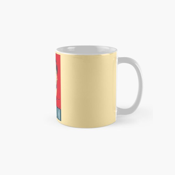Ron hope swanson  Classic Mug