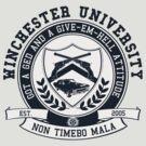 Winchester U by fwick