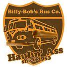 Haulin' A by Bill Cournoyer