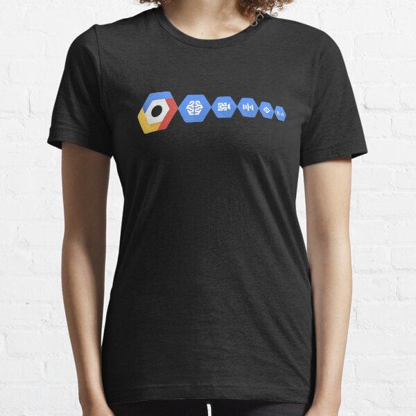 Google Cloud Platform - Machine Learning Elements Essential T-Shirt