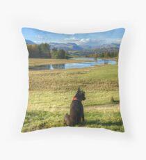 Tarn At Wise Een Throw Pillow