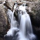 Glen Nevis Falls by James Stevens