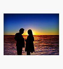 Sunset 8 Photographic Print