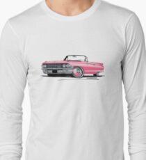Cadillac Eldorado Biarritz (1962) Pink T-Shirt